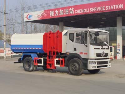 国五东风145自装卸式垃圾车