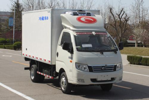 国五康瑞KQ1冷藏车-厢长3.5米