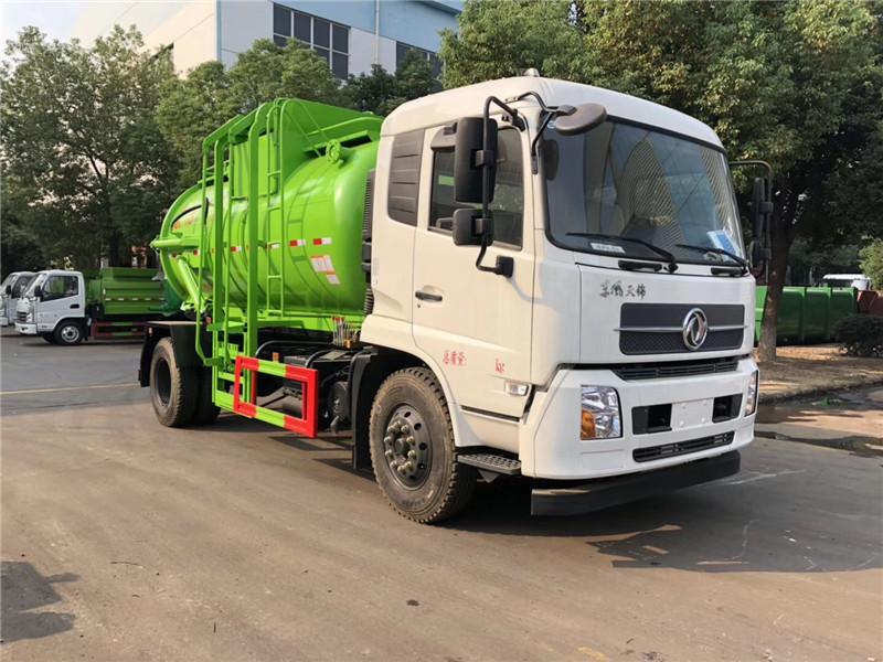 11方餐厨垃圾车|国六东风天锦